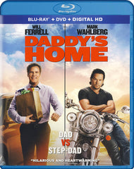 Daddy s Home (Bu-ray / DVD / Digital HD)(Blu-ray)