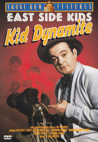 East Side Kids - Kid Dynamite (FRONT ROW FEATURES) DVD Movie
