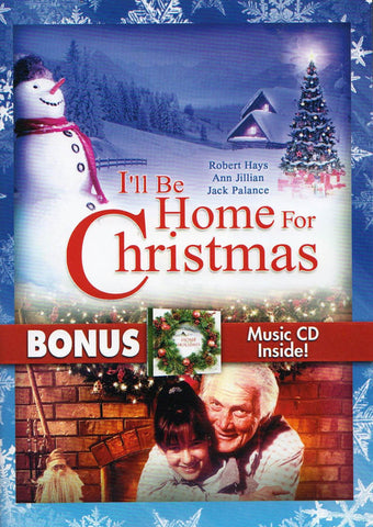 ill Be Home for Christmas (BONUS MUSIC CD) DVD Movie