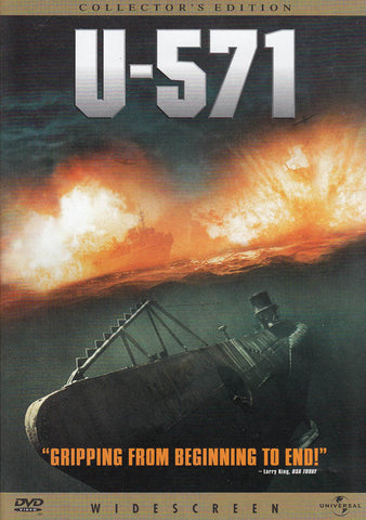 U-571 (Widescreen Collector s Edition) (Bilingual) DVD Movie