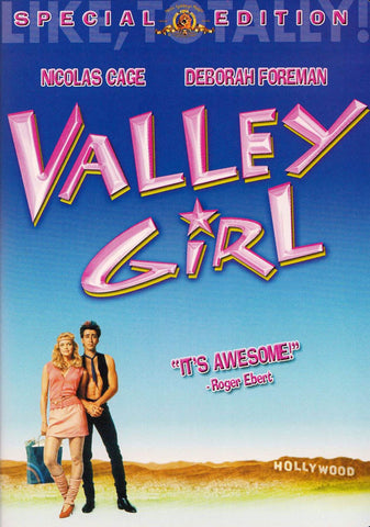Valley Girl (MGM) (Special Edition) DVD Movie