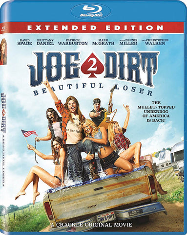 Joe Dirt 2 - Beautiful Loser (Extended Edition) (Blu-ray) BLU-RAY Movie