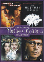 Ghost Rider / Mothman Prophecies / The Bride / Secret Window (The 4-Movie Thrills&Chills Vol. 5)