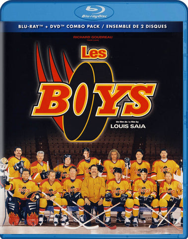 Les Boys (Blu-ray + DVD Combo Pack) (Bilingual) (Blu-ray) BLU-RAY Movie