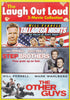 Laugh Out Loud (Talladega Nights / Step Brothers / Other Guys) 3-Movie Collection DVD Movie