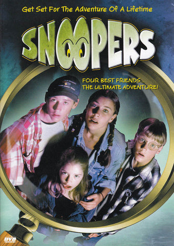 Snoopers - Get Set for the Adventure of a Lifetime DVD Movie