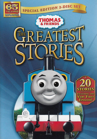Thomas & Friends - The Greatest Stories (Two-Disc Special Edition) (MAPLE) DVD Movie