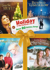4-Film Holiday Collector Set (Bonus 20 Holiday Songs)