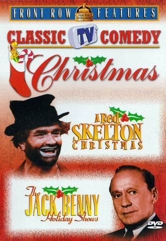 Classic TV Comedy Christmas - A Red Skelton Christmas / The Jack Benny: Holiday Shows) DVD Movie