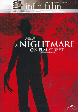 A Nightmare on Elm Street (Infinifilm Edition) (Alliance)(Bilingual) DVD Movie