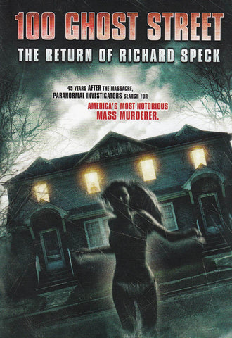 100 Ghost Street - The Return of Richard Speck DVD Movie