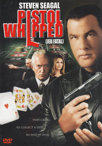 Pistol Whipped (Bilingual) DVD Movie