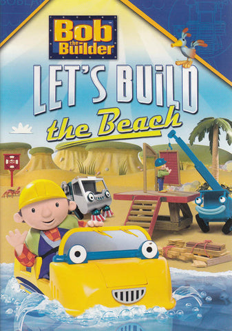 Bob The Builder - Let s Build the Beach DVD Movie