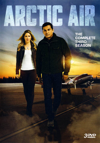 Arctic Air - The Complete Third (3) Season DVD Movie