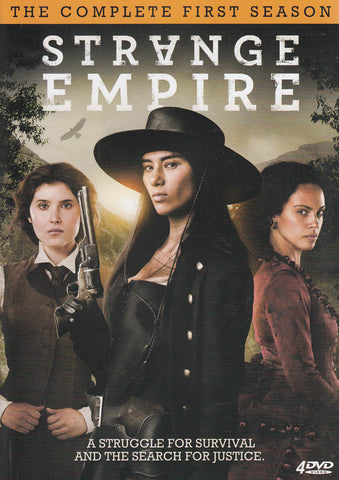 Strange Empire - The Complete First Season DVD Movie