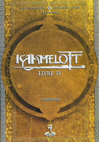 Kaamelott - Livre IV (4) (Single Case) DVD Movie