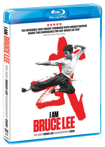 I Am Bruce Lee (Blu-ray) BLU-RAY Movie