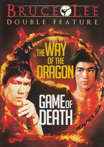 Bruce Lee (The Way Of The Dragon / Game Of Death) (Double Feature) DVD Movie