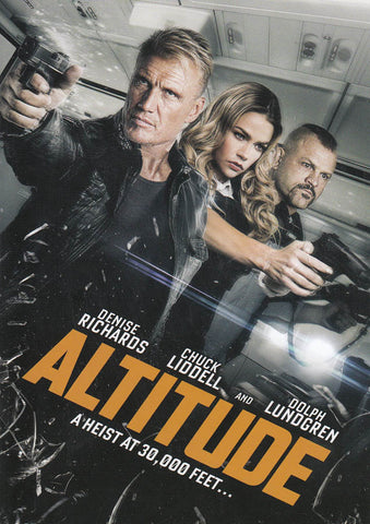 Altitude (Alex Merkin) (2017) DVD Movie