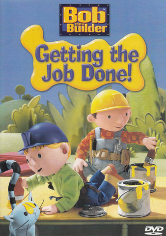 Bob The Builder - Getting The Job Done DVD Movie