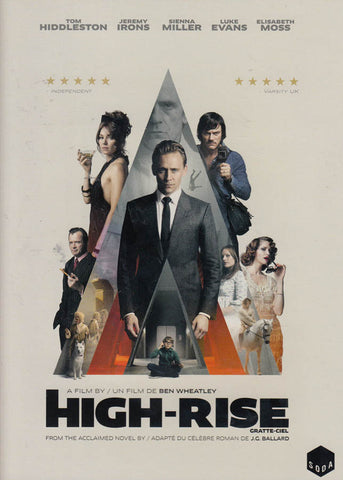 High-Rise (Mongrel) (Version Francaise) DVD Movie