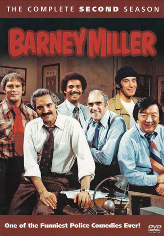 Barney Miller - The Complete (2nd) Second Season (Boxset) DVD Movie