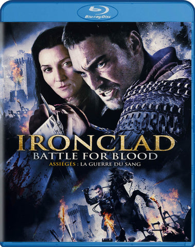 Ironclad - Battle for Blood (Mongrel) (Version Francaise) (Blu-ray) BLU-RAY Movie