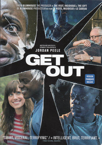 Get Out (Bilingual) DVD Movie