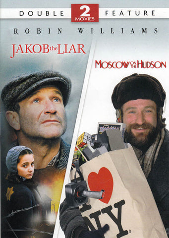 Jakob The Liar / Moscow On The Hudson (Double Feature) DVD Movie