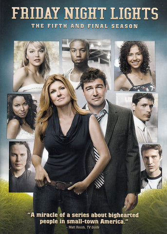 Friday Night Lights - The Fifth and Final Season (Keepcase) DVD Movie