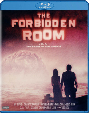 The Forbidden Room (Mongrel) (Blu-ray) on BLU-RAY Movie