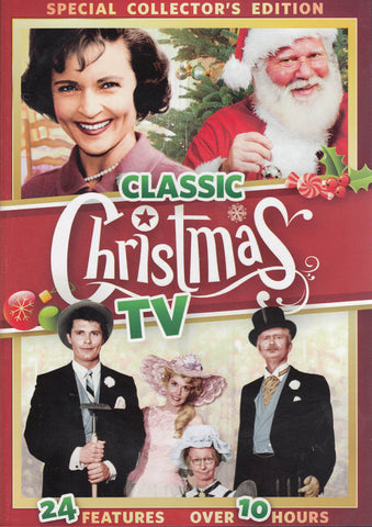 Classic Christmas TV (Special Collector's Edition) DVD Movie