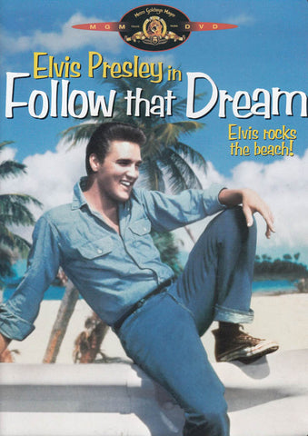 Follow That Dream (Elvis Presley) DVD Movie