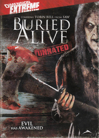 Buried Alive (Unrated) (ALL) DVD Movie
