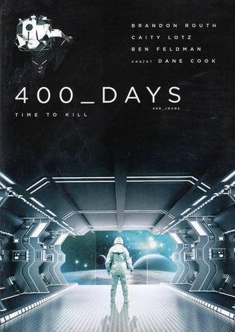 400 Days (Black Cover)(Bilingual) DVD Movie