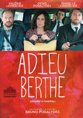 Adieu Berthe (Granny's Funeral) (French Version) DVD Movie
