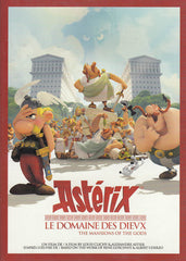 Asterix - The Mansions of the Gods (Bilingual)