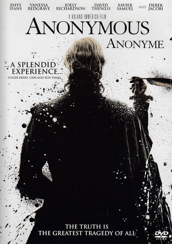 Anonymous (Bilingual) DVD Movie