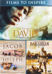 The Story Of David / The Story Of Jacob and Joseph / Barabbas