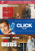 Big Daddy / Click / Mr. Deeds (Triple Feature) (Bilingual) DVD Movie
