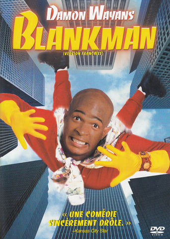 Blankman (French Version) DVD Movie