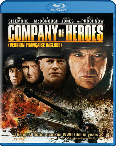 Company of Heroes (Blu-ray) (Bilingual) BLU-RAY Movie