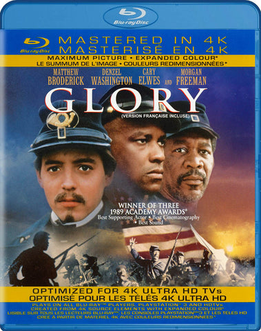 Glory (Mastered in 4K) (Blu-ray) (Bilingual) BLU-RAY Movie