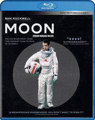 Moon (Blu-ray) (Bilingual)