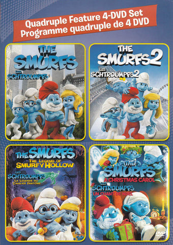 Smurfs Christmas.The Smurfs The Smurfs 2 The Smurfs Legend Of Smurfy Hollow The