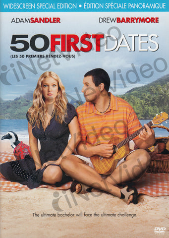 50 First Dates (Widescreen Special Edition) (Bilingual) DVD Movie