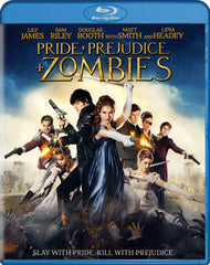 Pride + Prejudice + Zombies (Blu-ray)