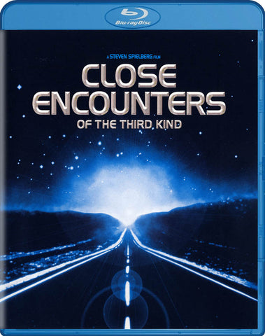 Close Encounters of the Third Kind (Blu-ray) BLU-RAY Movie