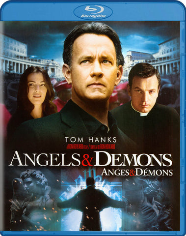 Angels & Demons (Blu-ray + Digital) (Bilingual) (Blu-ray) BLU-RAY Movie
