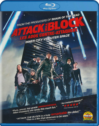 Attack the Block (Blu-ray) (Bilingual) BLU-RAY Movie
